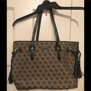 Dooney & Burke Signature Tote